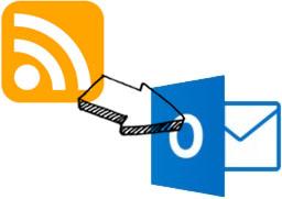 GoogleアラートのRSSフィードをメールソフトのOutlookで講読する方法